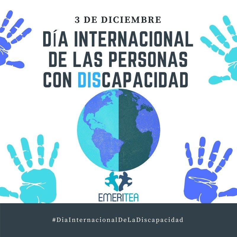 Dia Internacional de las personas con discapacidad